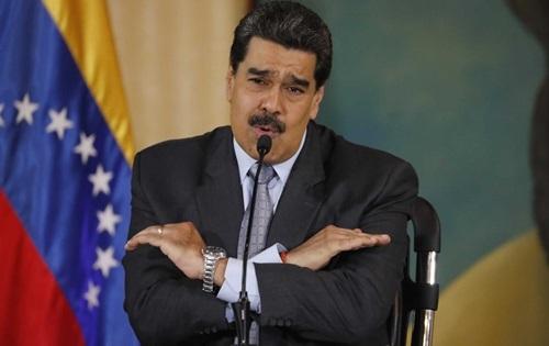 Tai khoan dai su Venezuela o Nhat bi dong bang