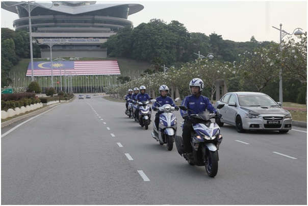 Malaysia – chặng dừng chân thứ 3 của hành trình ASEAN Blue Core Touring.