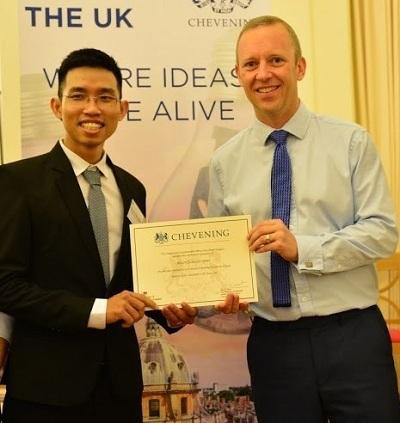 25 năm học bổng Chevening đồng hành cùng tài năng Việt - ảnh 3