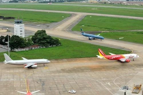 Tân Sơn Nhất áp dụng phương thức bay mới để giảm tắc nghẽn - ảnh 1