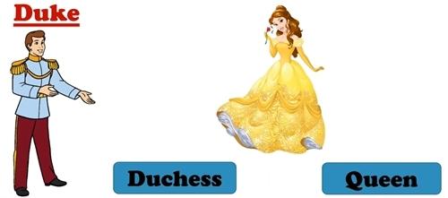 Phân biệt các từ chỉ giới tính trong tiếng Anh - 6
