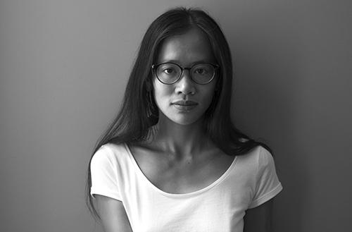 Nữ nghệ sĩ gốc Việt đam mê đất đá - ảnh 1