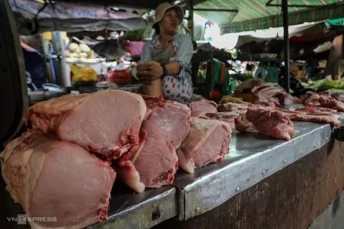Việt Nam tính phương án nhập khẩu thịt lợn - ảnh 1
