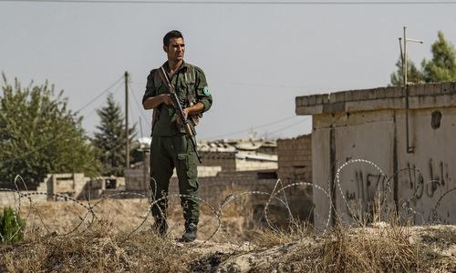 Các thế lực tranh giành vùng đông bắc Syria - ảnh 1