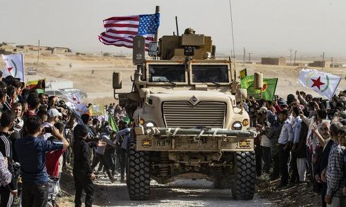 Quân đội Mỹ muốn tiếp tục hỗ trợ người Kurd ở Syria - ảnh 1