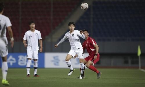 Trận bóng ba không ở Triều Tiên - ảnh 1