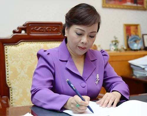 Bà Nguyễn Thị Kim Tiến. Ảnh: PV