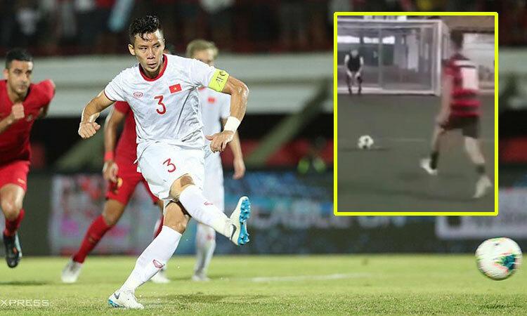 Cầu thủ nhận trái đắng vì sút penalty giống Quế Ngọc Hải -