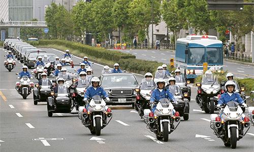 Lễ diễu hành lên ngôi của Nhật hoàng có thể hoãn - ảnh 1