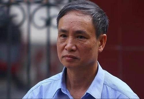 Cựu phó giám đốc Phạm Văn Khuông. Ảnh: Phạm Dự