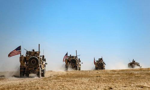 Thách thức trên đường rút lui của binh sĩ Mỹ ở Syria - ảnh 1