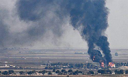 Người Kurd tố Thổ Nhĩ Kỳ vi phạm lệnh ngừng bắn
