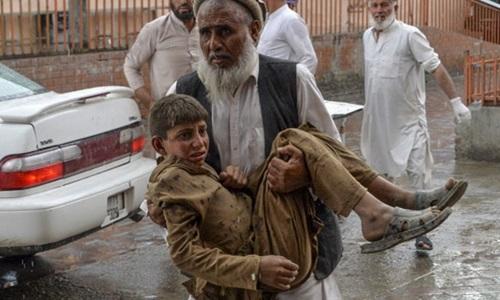 Đánh bom nhà thờ Hồi giáo, ít nhất 62 người chết