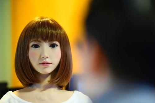 Cuộc sống của người chồng lấy vợ robot - ảnh 3