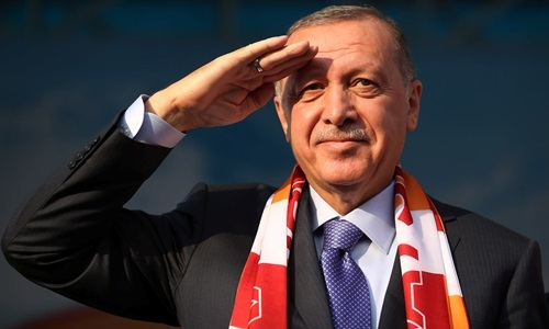 Erdogan cảnh báo đánh dập đầu người Kurd - ảnh 1