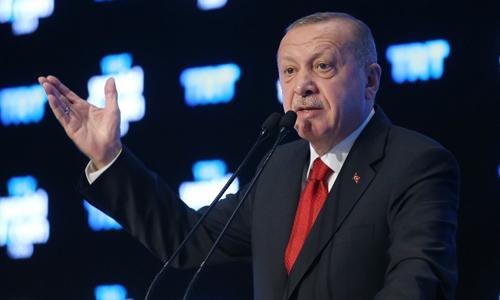 Thổ Nhĩ Kỳ cáo buộc phương Tây ủng hộ khủng bố