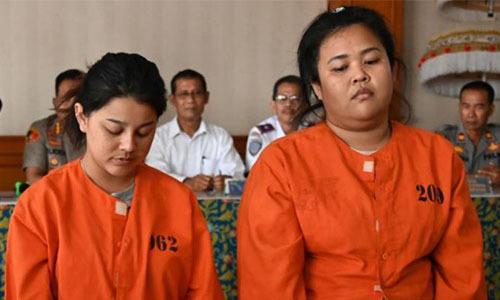 Hai phụ nữ Thái Lan buôn ma túy đối mặt án tử - ảnh 1