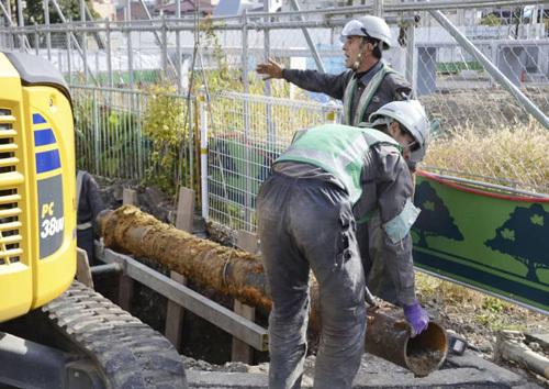 Tranh cãi về tư nhân hóa hệ thống cấp nước ở Nhật