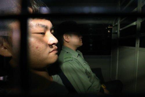 Nghi phạm giết người Chan Tong-kai. Ảnh: SCMP.