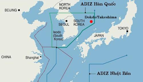 Nga bác cáo buộc xâm phạm ADIZ Hàn Quốc - ảnh 2