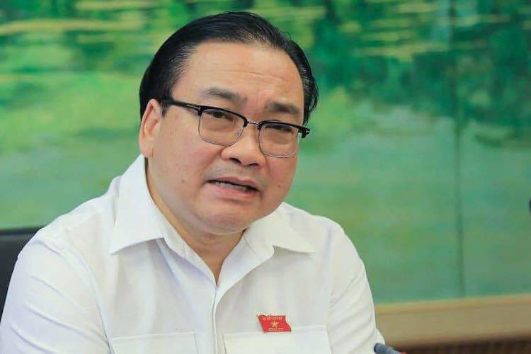 Hà Nội sẽ cắt hợp đồng với những công ty cung cấp nước nhiễm bẩn - ảnh 1