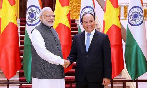Học giả Ấn Độ đề cao hợp tác với Việt Nam ở Biển Đông - ảnh 1
