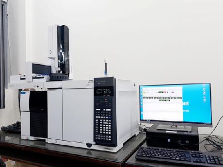 Máy GC/MS phát hiện đc hàm lượng styrene ở mức rất nhỏ.