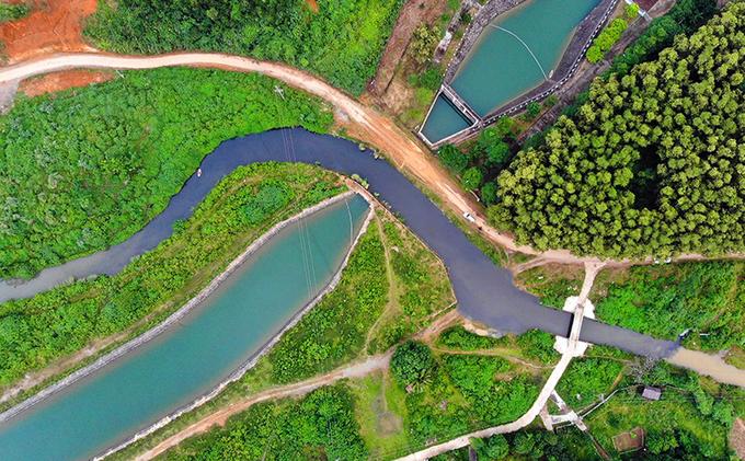Hà Nội thông báo kết quả kiểm định nước sạch sông Đà -