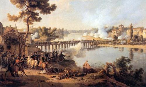 Chiến dịch biến Napoleon thành huyền thoại quân sự