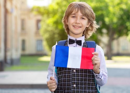 Trẻ em Pháp học phép lịch sự thế nào? - ảnh 1