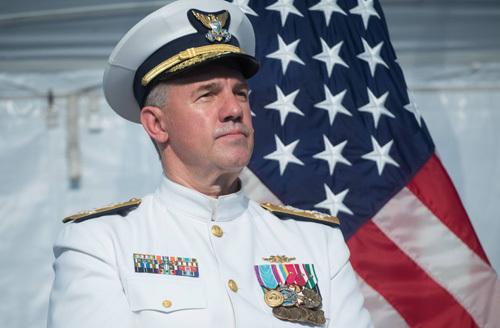 Tư lệnh Tuần duyên Mỹ: Hợp tác với Việt Nam rất mạnh mẽ