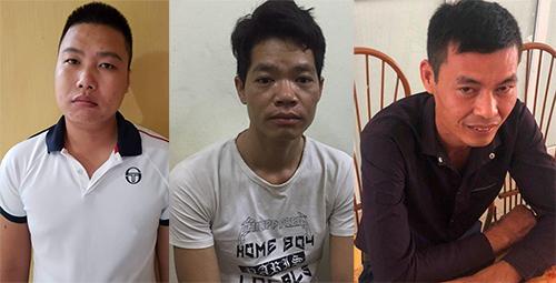 Ba người gây ô nhiễm nước sạch sông Đà bị khởi tố - ảnh 1