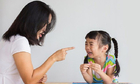 Cha mẹ dạy tự nhiên 100%, con không biết mình muốn gì