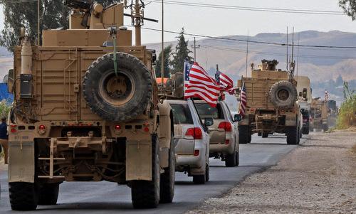 Mỹ hứa rút hết binh sĩ quá cảnh tại Iraq - ảnh 1