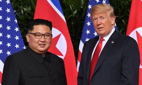 Triều Tiên nói Trump - Kim có mối quan hệ đặc biệt - ảnh 1