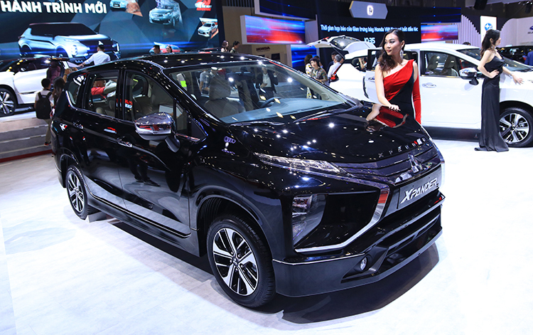 Mitsubishi Xpander bản SE. Ảnh: Đức Huy