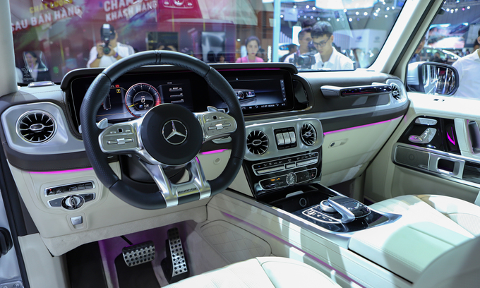 Mercedes-AMG G 63 - 'vua off-road' giá 10,6 tỷ