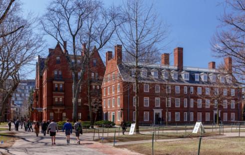 Trường Đại học Harvard.