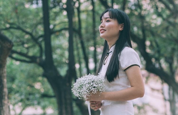 Cô gái khiếm thị trở thành á khoa ĐH Khoa học Xã hội và Nhân văn - ảnh 2