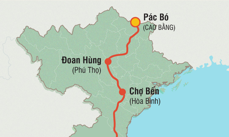 Đường Hồ Chí Minh thông toàn tuyến vào năm sau -