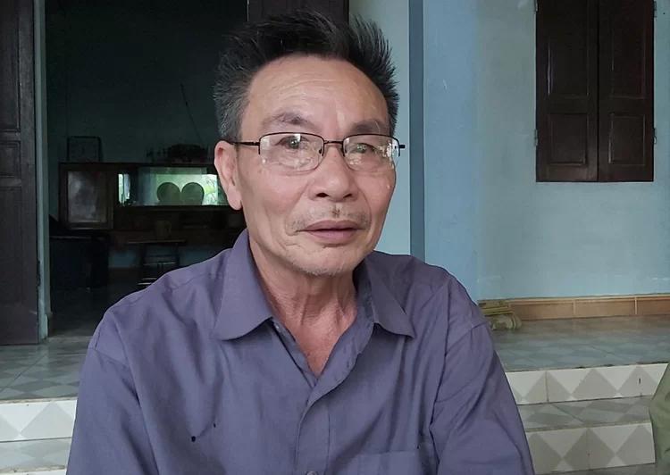 Ông Nguyễn Đình Sắt. Ảnh: Văn Hải