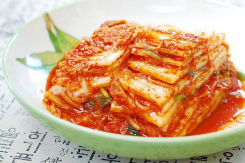 Cách làm món canh kim chi vị Hàn Quốc - VnExpress