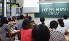 Tôi bỏ họp khi phụ huynh đề xuất không phạt học sinh hư trước lớp