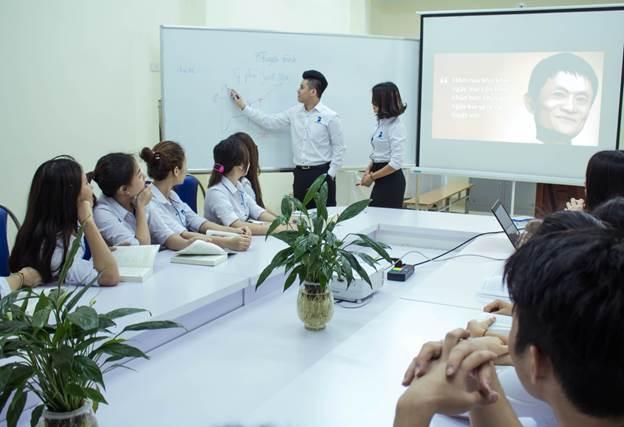 Mô hình đào tạo ngành Quản trị kinh doanh tại Business Two - page 2 - 2