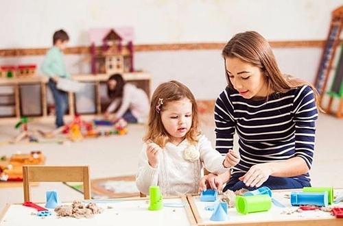 Giáo dục mầm non là một trong những ngành cần nhân lực ở Australia.
