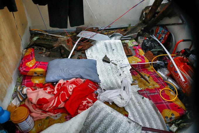Phú Yên, Bình Định ngổn ngang sau bão Matmo