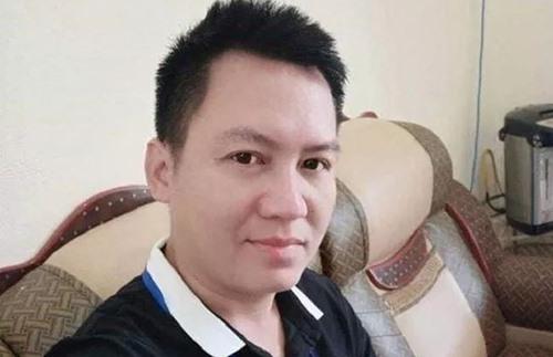 Bị cáo Nguyễn Việt Anh.