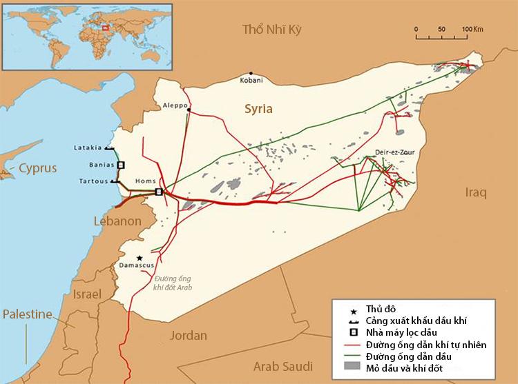 Lính Mỹ bối rối khi canh mỏ dầu Syria - ảnh 2