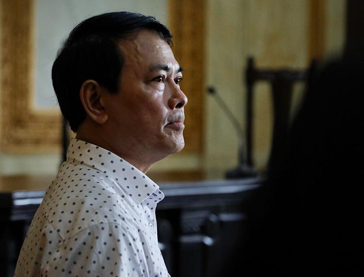 Nguyễn Hữu Linh phản bác tòa phúc thẩm -