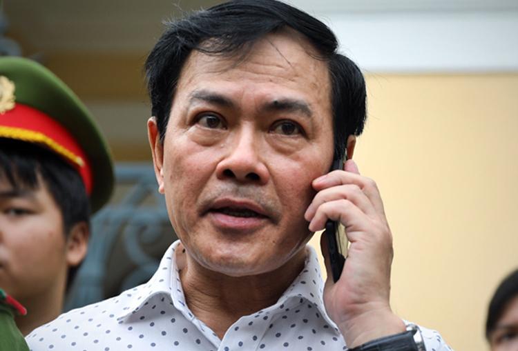 Nguyễn Hữu Linh bị tuyên y án -